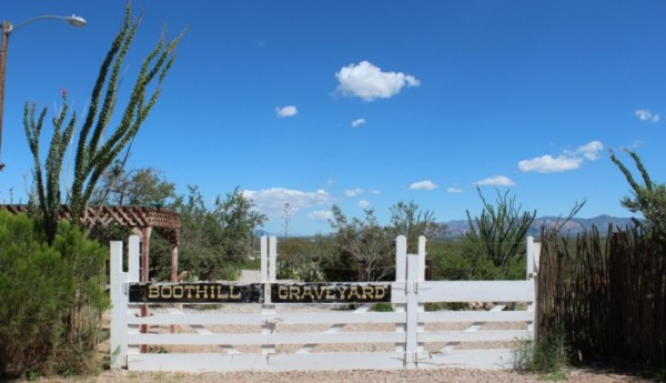 Boothill Entrance