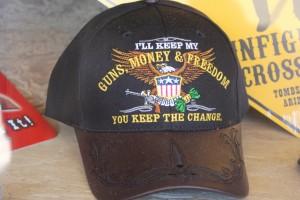 Gun Cap 1