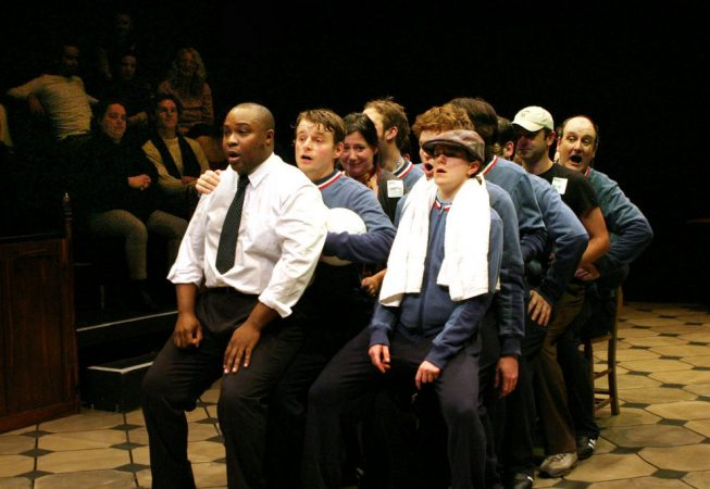 A BAC PRODUCTIONNOV 2004 - JAN 2005WRITTEN BY :CARL HEAP & TOM MORRISDIRECTED BY CARL HEAP