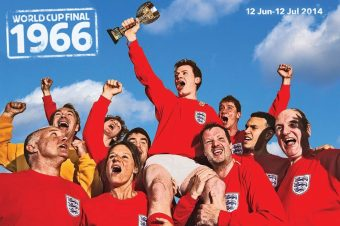 WORLD CUP FINAL 1966 COMES TO BRISTOL OLD VIC